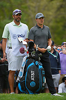 Jordan Spieth (USA) looks over his tee shot on 5 during round 4 of the 2019 PGA Championship, Bethpage Black Golf Course, New York, New York,  USA. 5/19/2019.<br /> Picture: Golffile | Ken Murray<br /> <br /> <br /> All photo usage must carry mandatory copyright credit (© Golffile | Ken Murray)