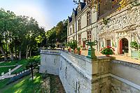 France, Indre-et-Loire (37), Amboise, château Gaillard