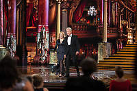 Warren Beatty and Faye Dunaway present the Oscar&reg; for Best Picture during the live ABC Telecast of the 90th Oscars&reg; at the Dolby&reg; Theatre in Hollywood, CA on Sunday, March 4, 2018.<br /> *Editorial Use Only*<br /> CAP/PLF/AMPAS<br /> Supplied by Capital Pictures