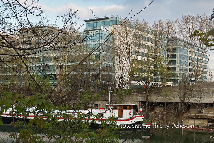 Issy les Moulineaux, 2004, Parc de l'Ile Saint Germain