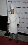 WEST HOLLYWOOD, CA. - October 12: Chef Philippe arrives at the opening celebration for Philippe West Hollywood on October 12, 2009 in Los Angeles, California.