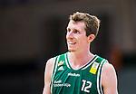 S&ouml;dert&auml;lje 2015-10-01 Basket Basketligan S&ouml;dert&auml;lje Kings - Uppsala Basket :  <br /> S&ouml;dert&auml;lje Kings Skyler Bowlin under matchen mellan S&ouml;dert&auml;lje Kings och Uppsala Basket <br /> (Foto: Kenta J&ouml;nsson) Nyckelord:  Basket Basketligan S&ouml;dert&auml;lje Kings SBBK T&auml;ljehallen Uppsala Seriepremi&auml;r Premi&auml;r portr&auml;tt portrait glad gl&auml;dje lycka leende ler le
