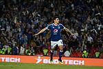 Millonarios igualó 1-1 ante Deportes Tolima. Fecha 17 Liga Águila II-2018.
