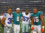 2012 NFL - Dallas Cowboys vs. Miami Dolphins