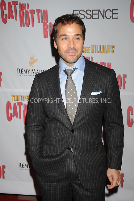WWW.ACEPIXS.COM . . . . .....March 6, 2008. New York City.....Actor Jeremy Piven attends the 'Cat on a Hot Tin Roof' opening night after party at Strata...  ....Please byline: Kristin Callahan - ACEPIXS.COM..... *** ***..Ace Pictures, Inc:  ..Philip Vaughan (646) 769 0430..e-mail: info@acepixs.com..web: http://www.acepixs.com