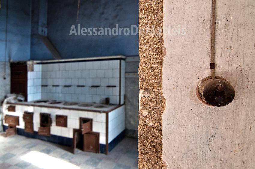 Palazzo Mandurino - Zollino - Antica cucina