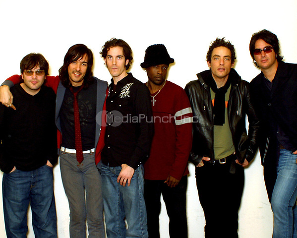 the Wallflowers (Jakob Dylan)<br /> in-store performance at Tower Records<br /> Philadelphia, PA<br /> November 8, 2002<br /> &copy; Scott Weiner /MediaPunch.