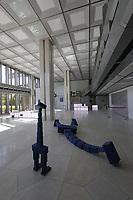 M&uuml;nster, Germany. Opening days of Skulptur Projekte 2017.<br /> Hito Steyerl: HellYeahWeFuckDie, 2017