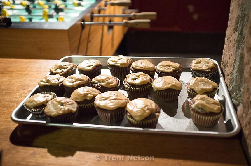 cupcakes at UNPA awards night