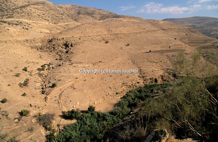 Landscape near Mount Nebo&#xA;<br />