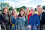 Walkin About<br /> ------------------<br /> Taking part in the Jamie Wrenn&amp;Mike Deane memorial annual walk from Tralee to Castlegregory last Saturday morning were L-R Jodie&amp;Maryann O'Donnell, Lucy Smith, Sandra O'Donnell, Aisling Vandervelde with Liz Ferritor.
