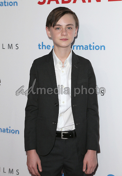 "15 March 2016 - Hollywood, California - Jaeden Lieberher. ""The Confirmation"" Los Angeles Premiere held at NeueHouse Hollywood. Photo Credit: Sammi/AdMedia"