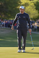 Kevin Kisner (USA) reacts to winning the 2019 WGC Dell Match Play, at the Austin Country Club, Austin, Texas, USA. 3/31/2019.<br /> Picture: Golffile | Ken Murray<br /> <br /> <br /> All photo usage must carry mandatory copyright credit (&copy; Golffile | Ken Murray)