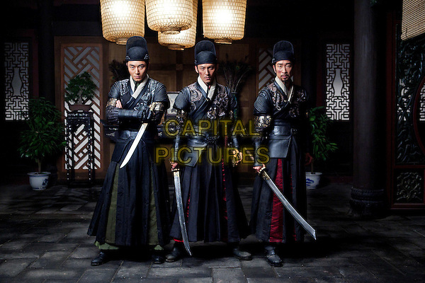 SCENE<br /> in Brotherhood of Blades (2014) <br /> (Xiu chun dao)<br /> *Filmstill - Editorial Use Only*<br /> CAP/NFS<br /> Image supplied by Capital Pictures