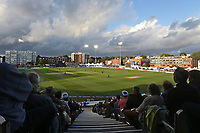 General view of play during Sussex Sharks vs Essex Eagles, NatWest T20 Blast Cricket at The 1st Central County Ground on 18th August 2017
