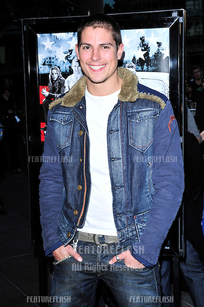 "Sean Faris at the Los Angeles premiere of ""Stop-Loss"" at the Directors Guild of America Theatre, Los Angeles..March 17, 2008  Los Angeles, CA.Picture: Paul Smith / Featureflash"