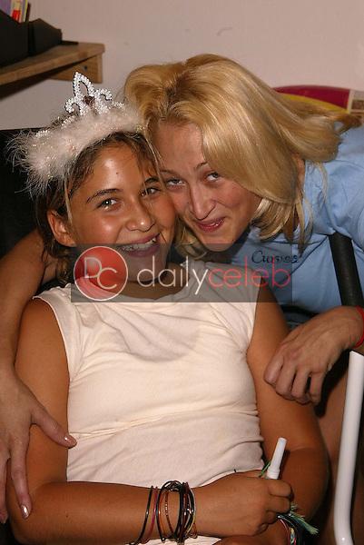 Lili Li and Jennifer Blanc