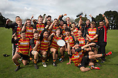 160813 CMRFU Rainbows End 1st XV Plate Final - Pukekohe High vs Rosehill College
