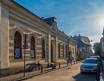 Centrum Kultury Żydowskiej plac&oacute;wka kulturalna propagująca kulturę żydowską, ulica Meiselsa 17 na krakowskim Kazimierzu.<br /> Center of Jewish Culture, Meiselsa 17 Street in Krakow, Kazimierz.