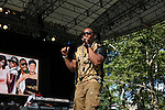 Avant Performs at WBLS 5th Annual R&B Fest at Central Park SummerStage, NY