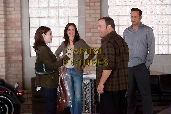 WINONA RYDER, JENNIFER CONNELLY, KEVIN JAMES & VINCE VAUGHN.in The Dilemma.*Filmstill - Editorial Use Only*.CAP/FB.Supplied by Capital Pictures.