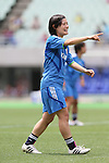 Hikaru Naomoto (JPN), .JUNE 17, 2012 - Football / Soccer : .Women's International Friendly match between U-20 Japan 1-0 U-20 United States .at Nagai Stadium, Osaka, Japan. (Photo by Akihiro Sugimoto/AFLO SPORT) [1080]