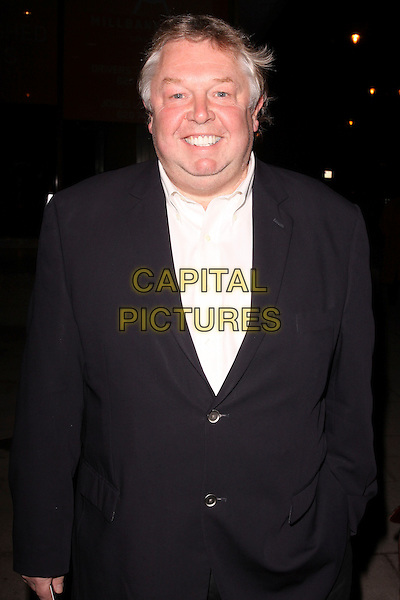 NICK FERRARI .At the Evening Standard Influentials Party, Altitude 360, Millbank Tower, London, England, UK, .16th November 2010..full length black suit white shirt  smiling .CAP/AH.©Adam Houghton/Capital Pictures.