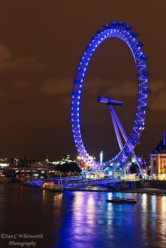 london eye by night - photo #37