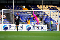 Erwin Mulder of Swansea City in action during the pre-season friendly match between Bristol Rovers and Swansea City at The Memorial Stadium in Bristol, England, UK. Tuesday, 23 July 2019