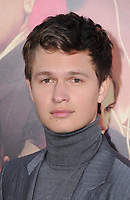 "14 June 2017 - Los Angeles, California - Ansel Elgort. Los Angeles Premiere of ""Baby Driver"" held at the Ace Hotel Downtown in Los Angeles. Photo Credit: Birdie Thompson/AdMedia"