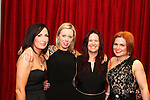 Lesley Carroll, Paula Clynch, Theresa Ryan and Ruth Sherry at their night out in the D Hotel.<br /> Picture: Shane Maguire / www.newsfile.ie