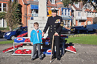 Seaford Ceremony of Remembrance 2013