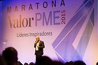 SÃO PAULO,SP, 05.10.2015 -ECONÔMIA-SP - Ricardo Sayon  fundador da Ri Happy e CEO Paromar durante  Maratona Valor PME 2015  no centro de exposições Expo Center Norte na região norte da capital paulista, nesta segunda-feira, 05. (Foto: Fernando Nascimento/Brazil Photo Press)
