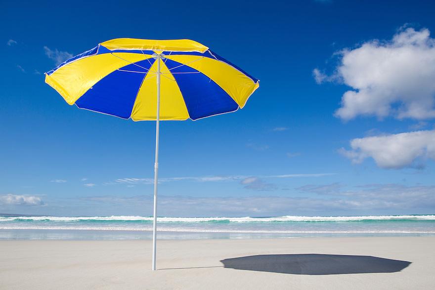 Beach umbrella Australia