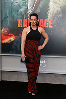 "LOS ANGELES - APR 4:  Dany Garcia at the ""Rampage"" Premiere at Microsoft Theater on April 4, 2018 in Los Angeles, CA"