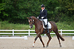 Class 3. British Dressage. Brook Farm Training Centre. Essex. 09/06/2019. ~ MANDATORY Credit Garry Bowden/Sportinpictures - NO UNAUTHORISED USE - 07837 394578
