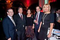 Jeffrey Robin, Charla and Paul Croitoroo, Dan Meridoz, Jennifer Roth