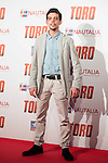 "Javier Bodalo attends to the premiere of the spanish film ""Toro"" at Kinepolis Cinemas in Madrid. April 20, 2016. (ALTERPHOTOS/Borja B.Hojas)"
