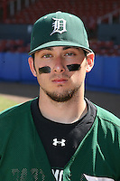 March 23, 2010:  Jim Wren of the Dartmouth Big Green after a game at the Chain of Lakes Stadium in Winter Haven, FL.  Photo By Mike Janes/Four Seam Images