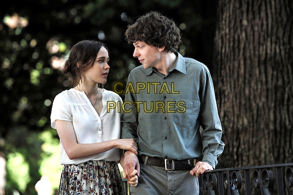 Ellen Page & Jesse Eisenberg.in To Rome with Love .*Filmstill - Editorial Use Only*.CAP/FB.Supplied by Capital Pictures.