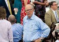 United States Senator Pat Roberts (Republican of Kansas) on the South Lawn of the White House in Washington, DC prior to the arrival of US President Donald J. Trump and first lady Melania Trump for the annual Congressional Picnic on the South Lawn of the White House in Washington, DC on Thursday, June 22, 2017.<br /> Credit: Ron Sachs / CNP /MediaPunch