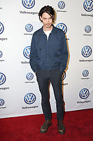 LOS ANGELES - NOV 30:  Austin Butler at the Volkswagen's Annual Holiday Drive-In on the Goya Studios on November 30, 2018 in Los Angeles, CA