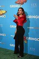 """LOS ANGELES - MAR 6:  Alicia Machado at the """"Gringo"""" Premiere at Regal LA Live on March 6, 2018 in Los Angeles, CA"""