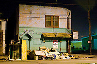 The city of New Orleans on November 27, 2005.