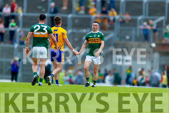 Paul Murphy Kerry after the Munster GAA Football Senior Championship semi-final match between Kerry and Clare at Fitzgerald Stadium in Killarney on Sunday.