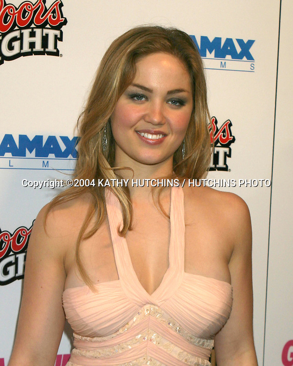 ©2004 KATHY HUTCHINS / HUTCHINS PHOTO.SONY MUSIC AFTER AWARD SHOW PARTY.MIRAMAX POST GOLDEN GLOBE PARTY.BEVERLY HILLS, CA.JAN 25, 2004..ERIKA CHRISTENSEN