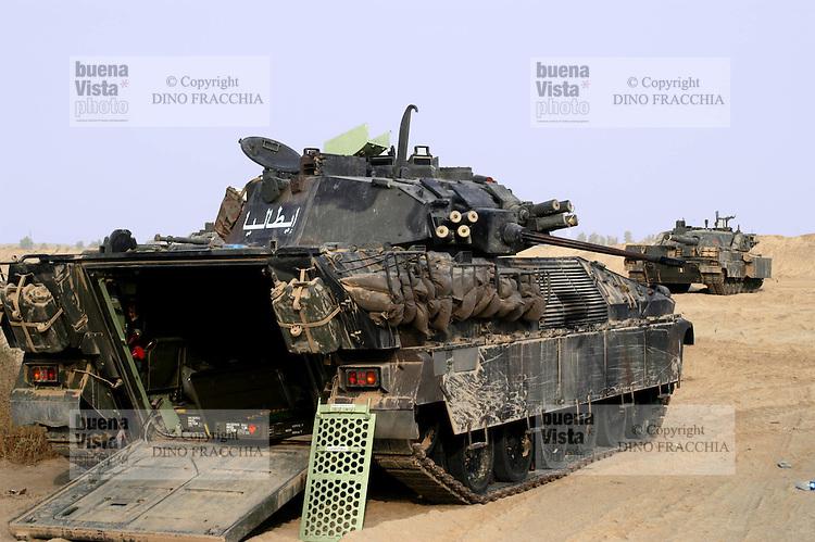 """- infantry armoured fighting vehicle VCC 80 """"Dardo""""....- veicolo corazzato da combattimento per fanteria VCC 80 """"Dardo"""""""