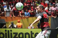 Brasília (DF), 16/02/2020 - Everton Ribeiro. Partida entre Flamengo e Athletico Paranaense pela Supercopa no estádio Mané Garrincha em Brasília, neste domingo (16).