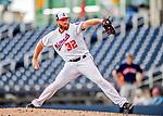 2019-02-27 MLB: Houston Astros at Washington Nationals Spring Training