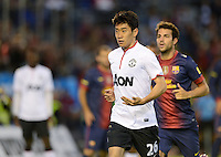 FUSSBALL  INTERNATIONAL Testspiel 2012/2013  08.08.2012 Manchester United  - FC Barcelona  Shinji Kagawa (Manchester United FC)